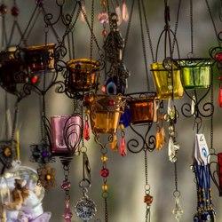 kleurrijke souvenirs