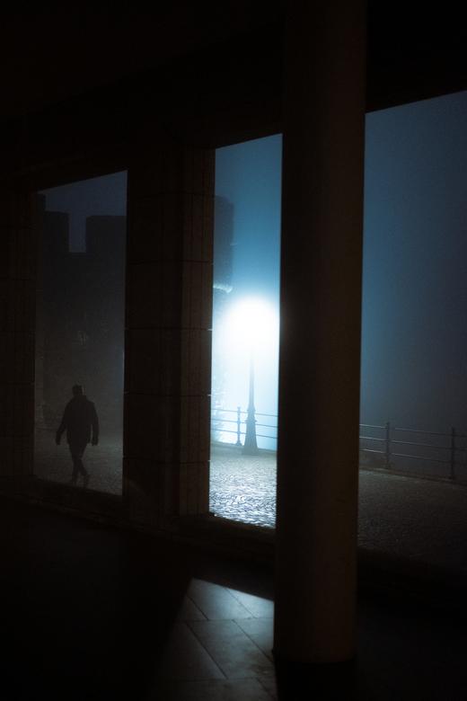 Misty Maastricht - Mistige avond in Maastricht