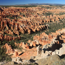 Bryce Canyon stitch
