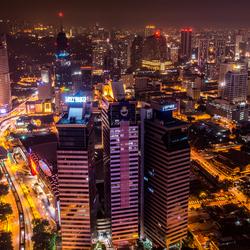 Streets of Kuala Lumpur