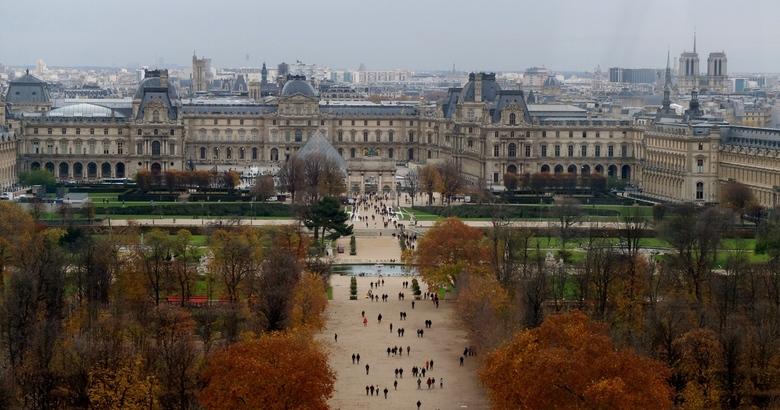 Het Louvre -