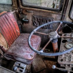 Urbex Old Bus