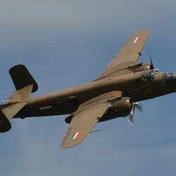 B25 Bommenwerper