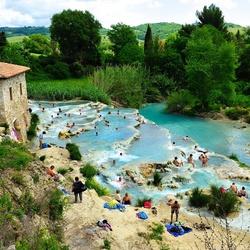 Verkoeling in Toscane