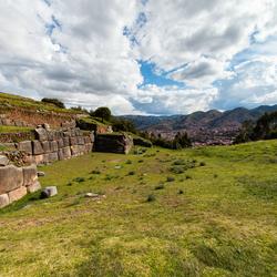 sacsaywaman naar Cusco