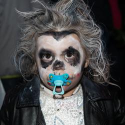 Halloween ... dat is schrikken!