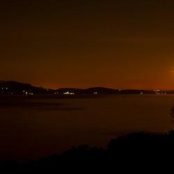 Full Moon over the Lago Maggiore