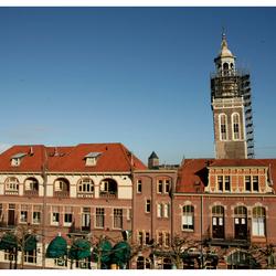 Scheve toren van Kampen