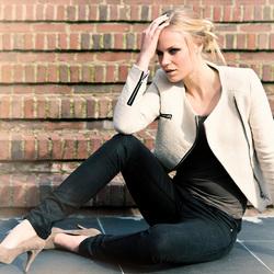 Model Emilie