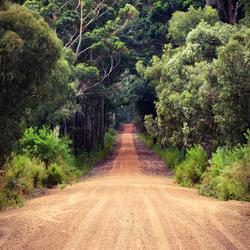 De wegen van Australie