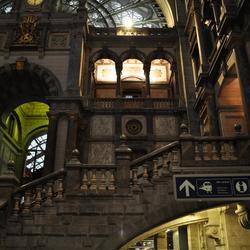 Station Antwerpen Centraal.