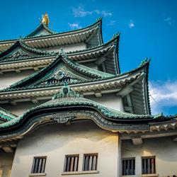 Nagoya Kasteel, Japan