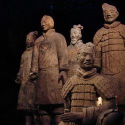 Terracotta Army groep