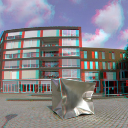 Sculpture Papendrecht 3D