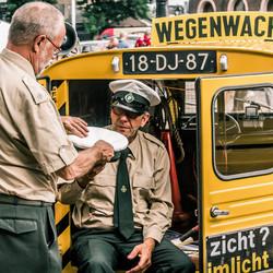 Mannetjes van de Wegenwacht