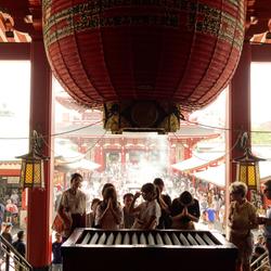 Sensuji temple - Japan