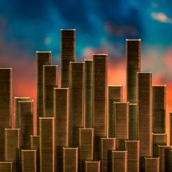 Staples city