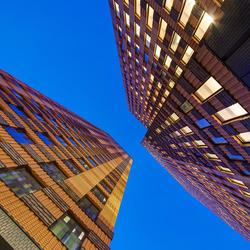 Amsterdam Zuidas - Symphony Towers