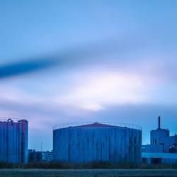 Industrie nabij Westerbroek (Gr)