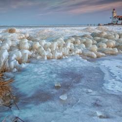 Arctische omstandigheden...