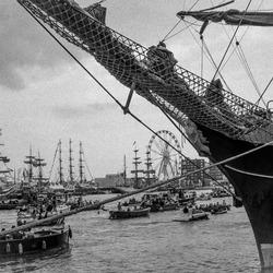 Sail 2015 aankomst van de tall ships