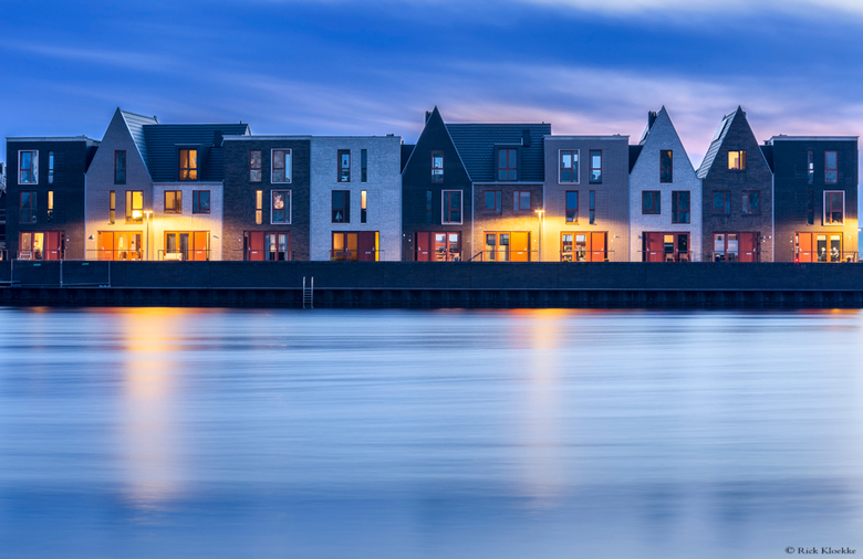 New Houses - &quot;New Houses&quot;<br /> <br /> Bij mij in de buurt zijn wat nieuwe huizen gebouwd, welke een perfect plaatje opleveren voor tijden