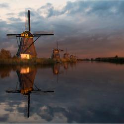 Hollands licht.