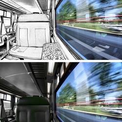in de trein 2