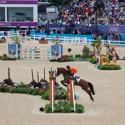 Finale eventing OS London