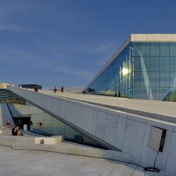 Operahuis Noorwegen.
