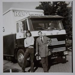 KLM Nieuw 1971