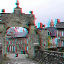 Boulogne sur Mer 3D