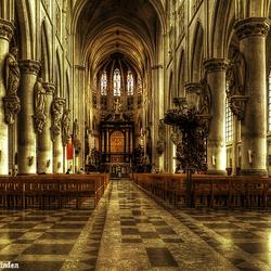 Sint-Romboutskathedraal in Mechelen