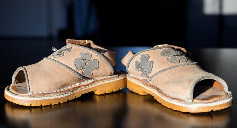 Schoentjes - Kleuter schoentjes