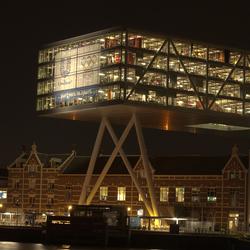 HDR Unilever gebouw Rotterdam
