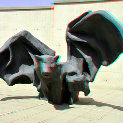 Johan Creten in BAZ 3D