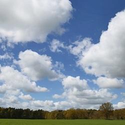 Wolken lucht