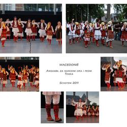 MACEDONIË in Schoten