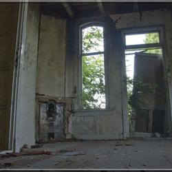 Oude melkfabriek huis