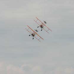 Aero Superbatic Wing Walkers
