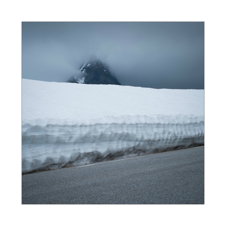 Road Through Snow. II -