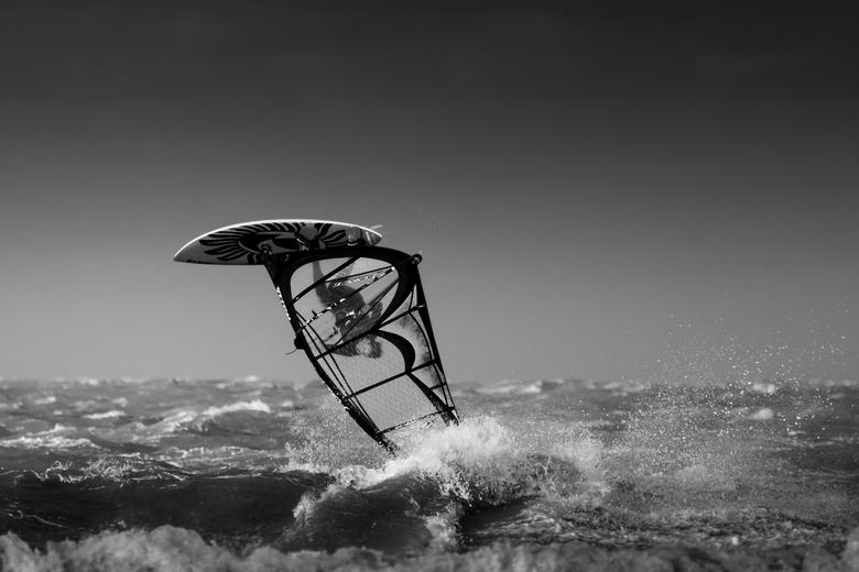 SSM I - Great windsurf action @ our homespot !
