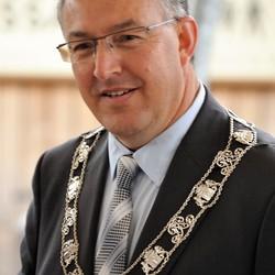 Onze burgemeester.