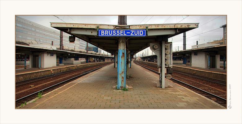0182 - Station Brussel Zuid