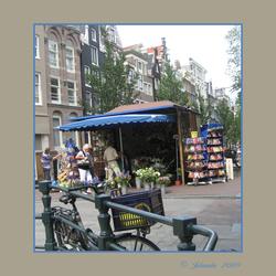 Amsterdams bloemenstalletje