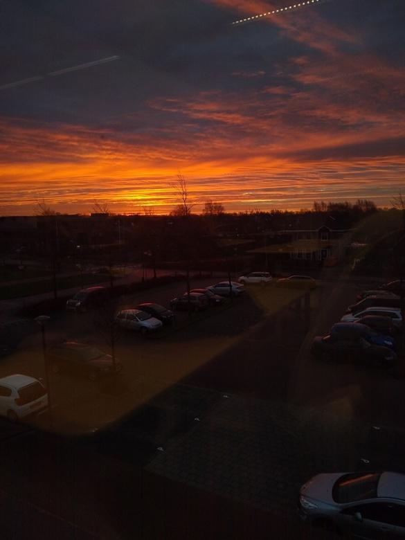 zonsopkomst -