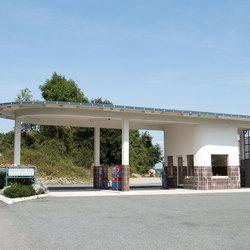 Oud tankstadion