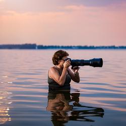 Foto van de fotograaf