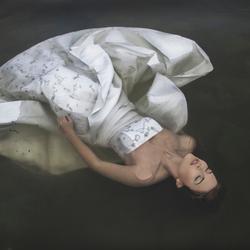 Lost bride (trans the dress)