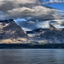 Op weg naar Tromsø